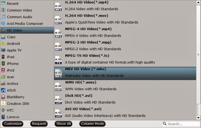 how to change video file format without converting