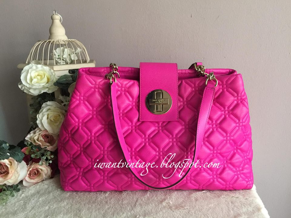 2e7974a9c5dc Kate Spade Astor Court Elena Shoulder Bag-Pink