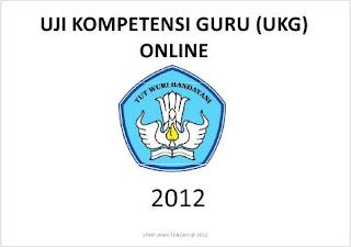 Latihan Soal UKG Online Terbaru 2012