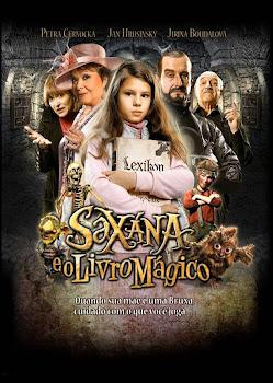 Saxána e o Livro Mágico Dublado