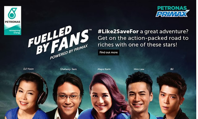 Petronas-fulled by fans-campaign-october