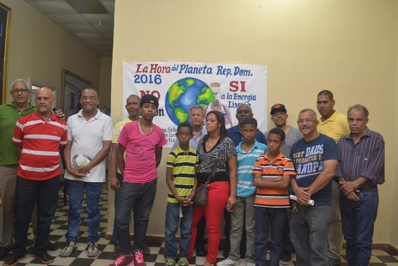 La Hora del Planeta Rep. Dominicana 2016