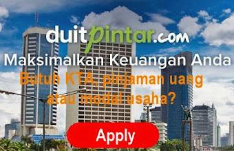 DuitPintar.com situs pinjam uang dan KTA online