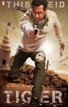 Ek Tha Tiger Movie Review