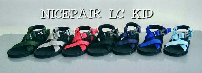 ( BEST SELLER ) NICEPAIR FOR KIDS SANDAL OUTDOORS KELUARGA