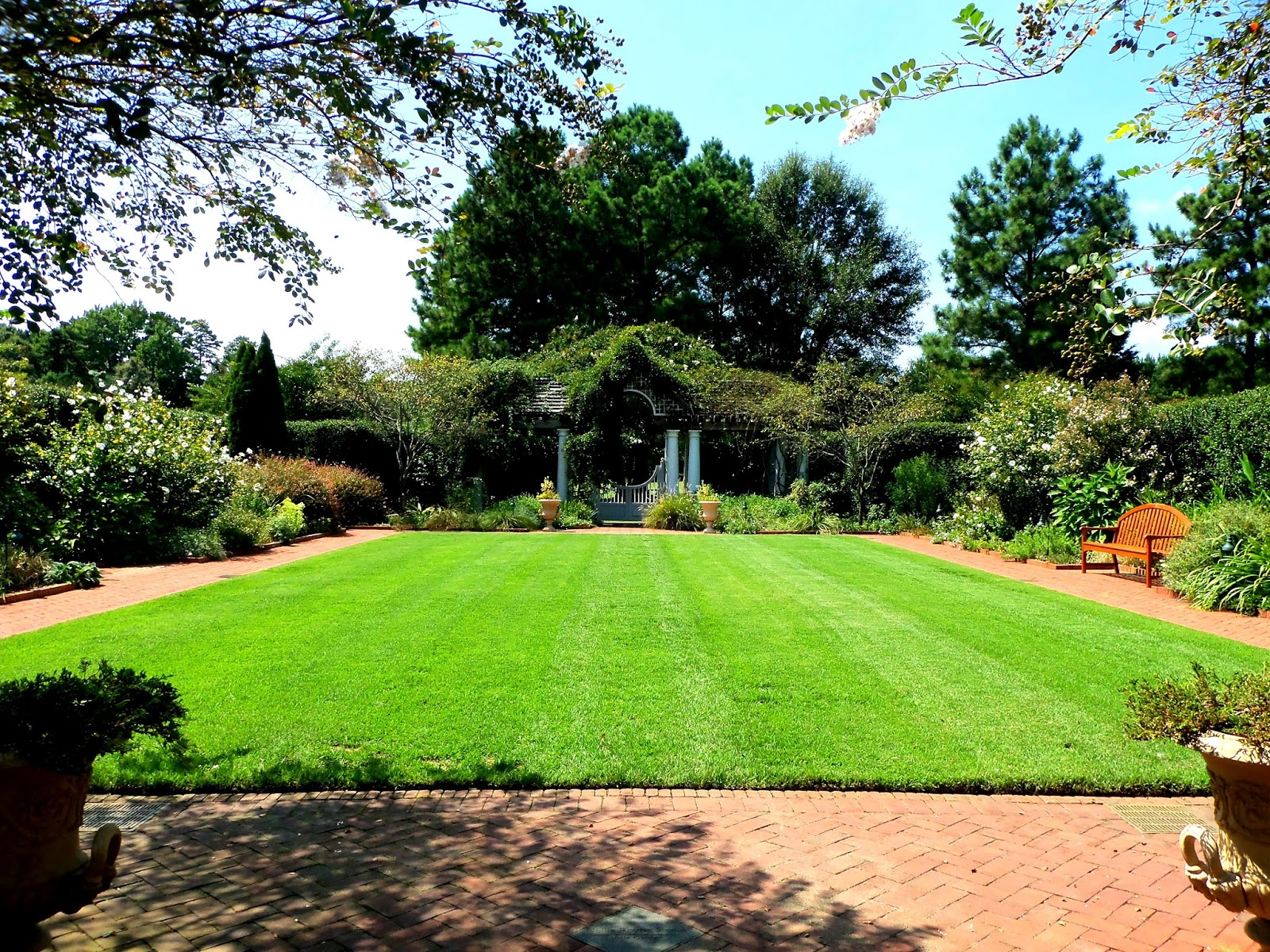 Kiki Nakita Daniel Stowe Botanical Gardens