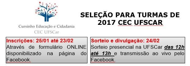 Seleção 2017