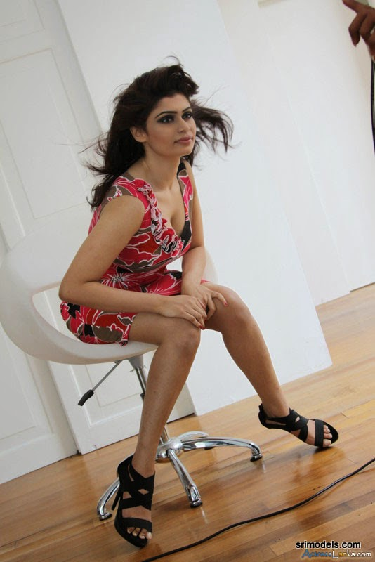 Miss Universe Srilanka Beauties at Avirate Fashion Store