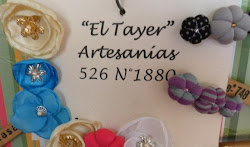 "Encontrá In.Fusión en:""EL TAYER ARTESANIAS"""