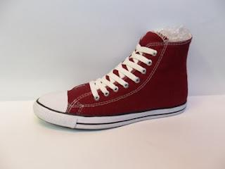 sepatu converse slim merah murah meriah