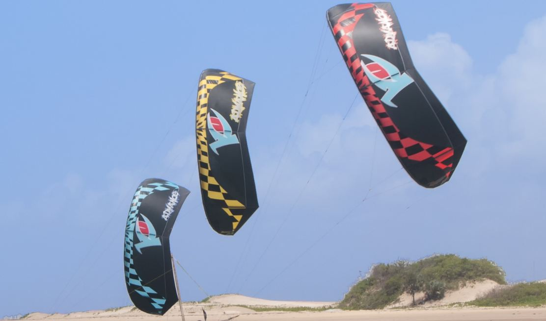 KAIMAN 5 ADVANCE KITES