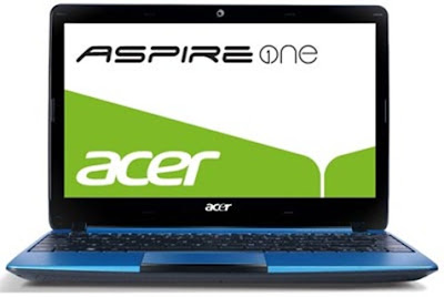 Acer Aspire One 722 / 11.6-inch Notebook review