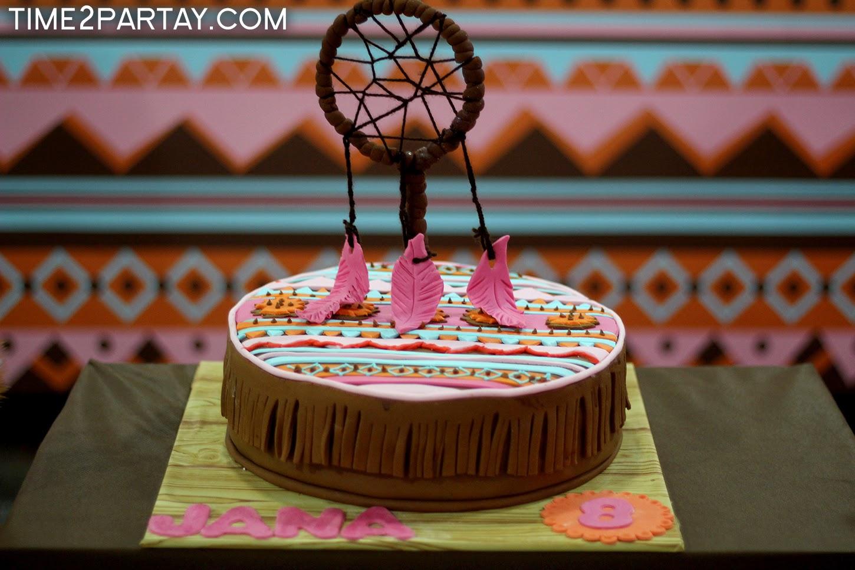 Jana S Native American Themed Birthday Party Time2partay Com