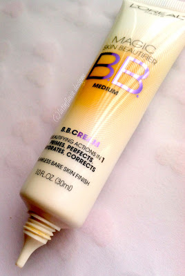 loreal paris magic bb cream bottle