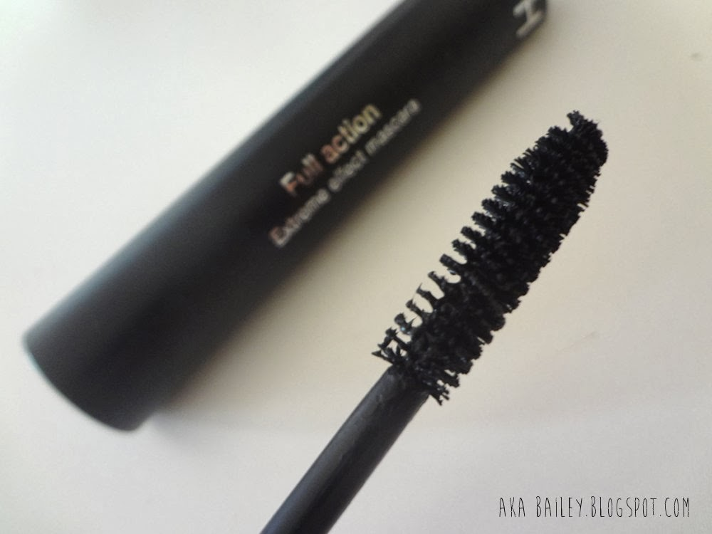 Full action Extreme Effect Mascara from Sephora