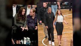 Le moment où le Prince William et Kate Middleton ont rencontré Beyoncé et Jay Z