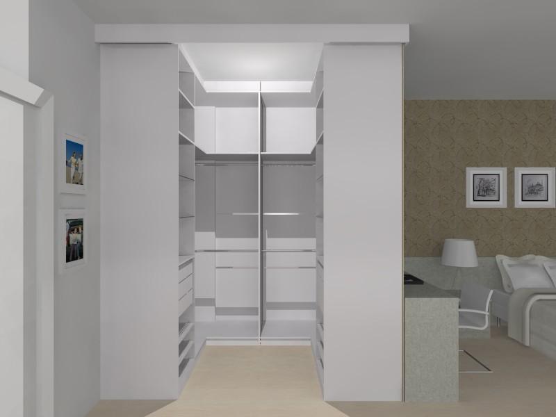 20170303121103 Closet Para Quarto Pequeno De Casal  ~ Quarto Casal Pequeno Com Closet