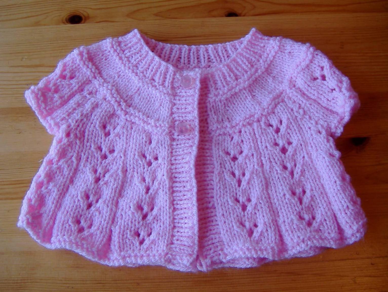mariannas lazy daisy days: Baby Knitting Patterns