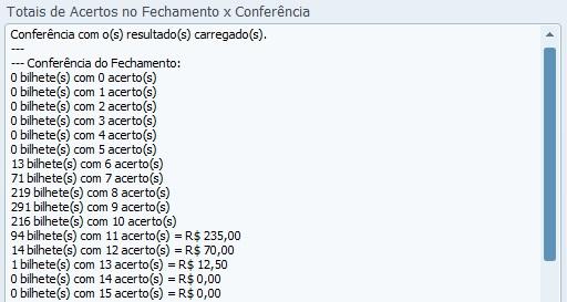 conferencia lotofacil 0920 Resultados de loterias: concurso 0920 da lotofácil