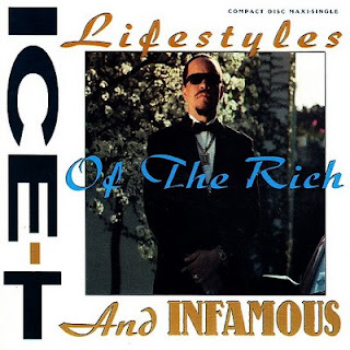 Ice-T - Lifestyles Of The Rich And Infamous (CDS) (1991) Flac