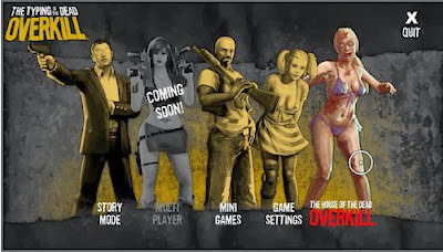 The Typing Of the Dead Overkill Full Torrent Link