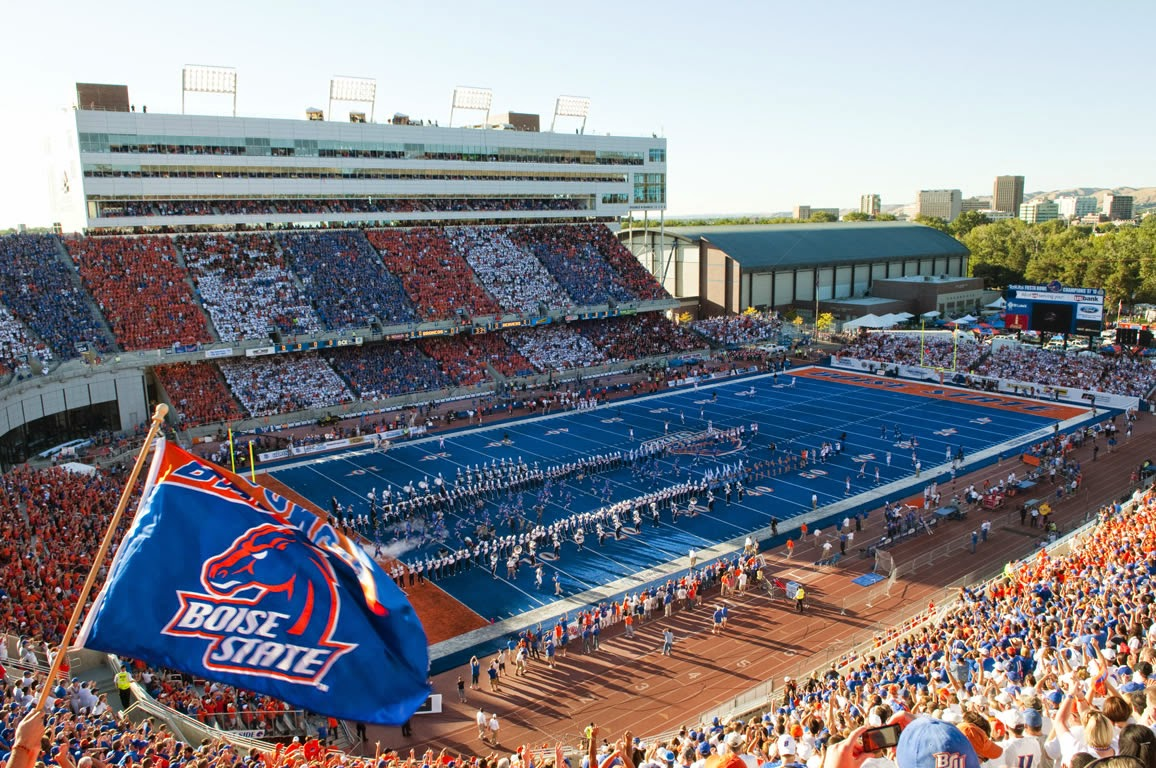 Bosie State sells Broncos Stadium naming rights to Albertsons.