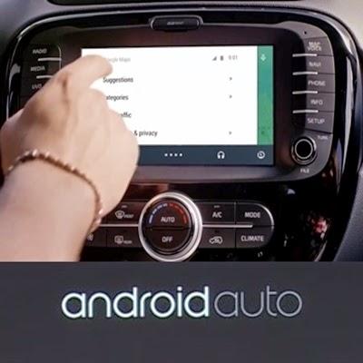 Android Auto: Volvo também vai levar o Android para seus carros