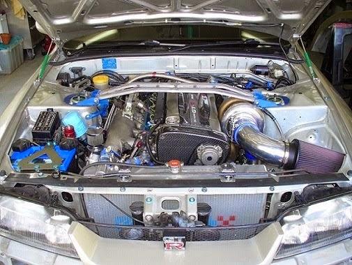 Nouveau moteur forger