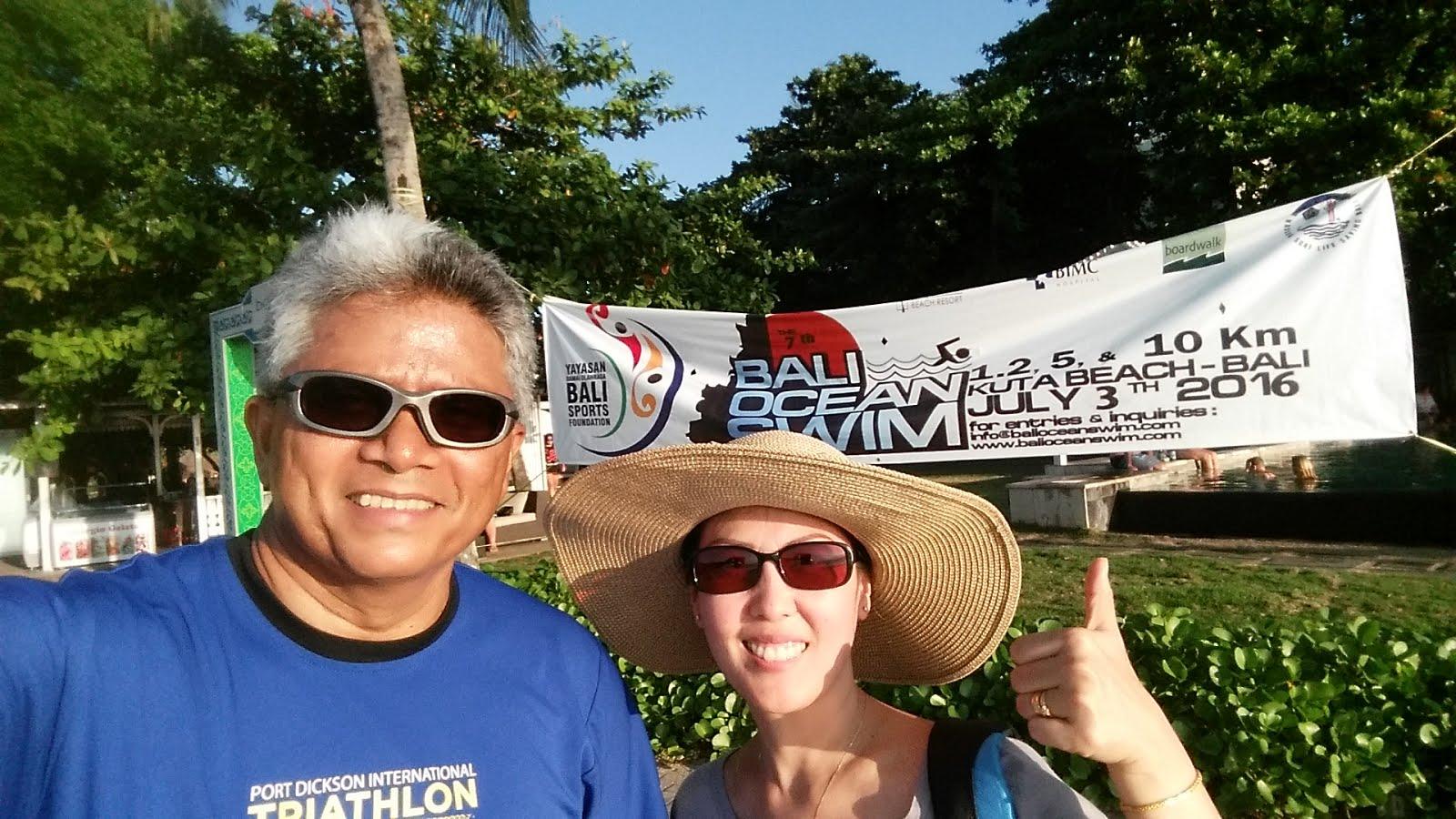 Bali 10 kmOcean Swim
