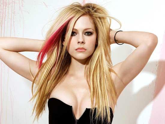 Top 25 Sexiest women Singers Alive 2012 Avril Lavigne