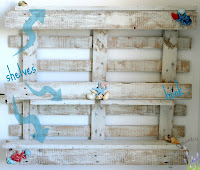 decorated pallet