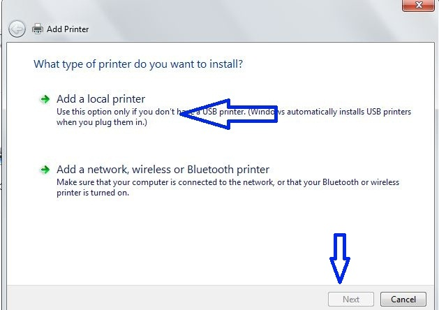 Cara-Install-Printer-Epson-Lx-300-add