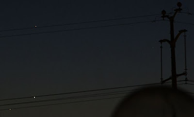 Jupiter Venus and Mercury May 28th 2013