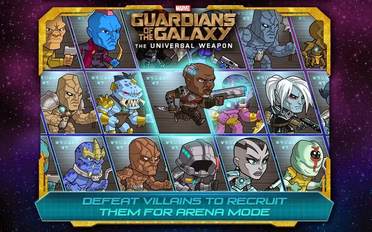 Guardians of the Galaxy: TUW v1.2