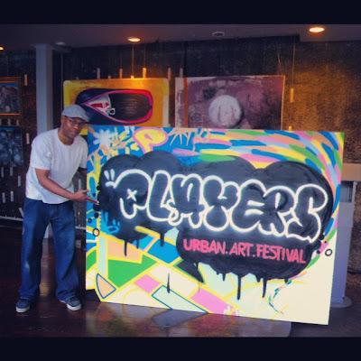 Airá Players Urban.Art.Festival   Dia 1 #VEMCÁJOW