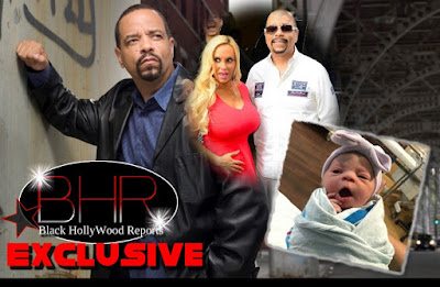 Actor Ice T And Wife Coco Welcomes Their First Child Together