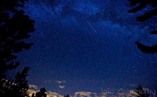 Beberapa Meteor Mungkin Akan Terlihat di Awal-awal September