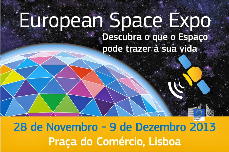 EUROPEAN SPACE EXPO | Little Lisbon - Lisbon for Kids