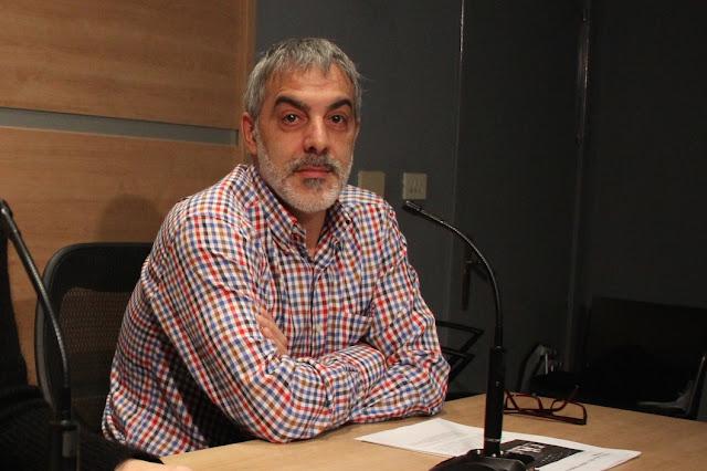 El presidente de Ibarra-Kaldu, Josu Gómez