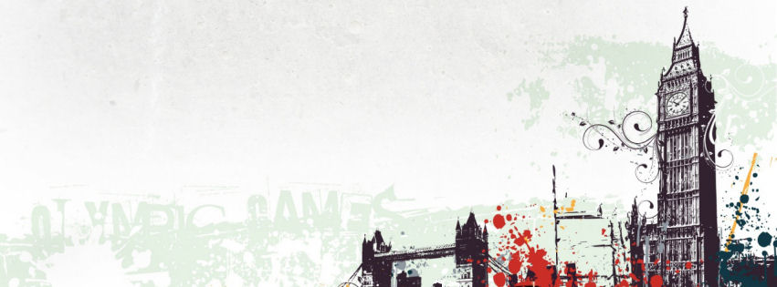 2012 London olympic games facebook cover