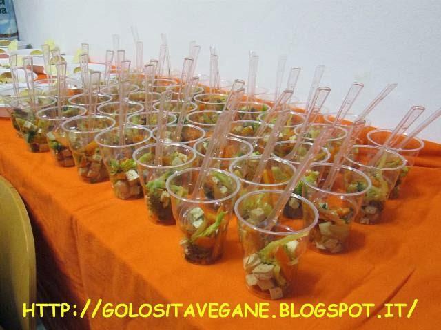 Antipasti, broccoli, carote, cipolle, Conferenze, ricette vegan, salsa soia, shoyu, tamari, tofu,