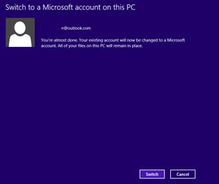 नया माइक्रोसॉफ्ट अकाउंट खोलें