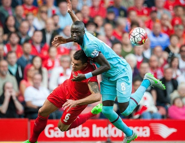 Liverpool vs West Ham United FA Cup 2016