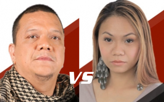 Mitoy Yonting vs Chien Berbana | The Voice of the Philippines Battle Rounds
