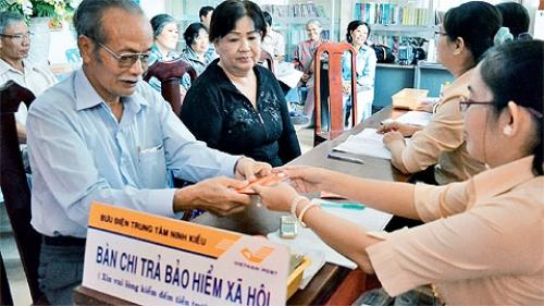 Thủ tục, hồ sơ đăng ký hưởng lương hưu