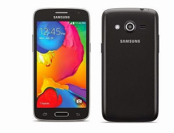 Características técnicas del Samsung Galaxy Avant