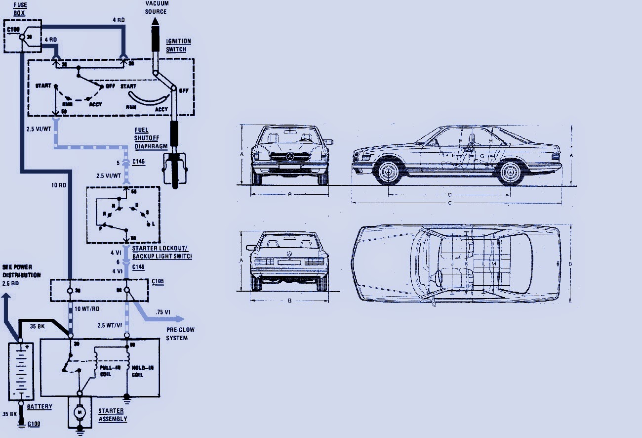 mercedes benz ac wire diagram wiring diagrams Mercedes Benz Start Wiring Diagram need wiring diagram of the auxilary fan
