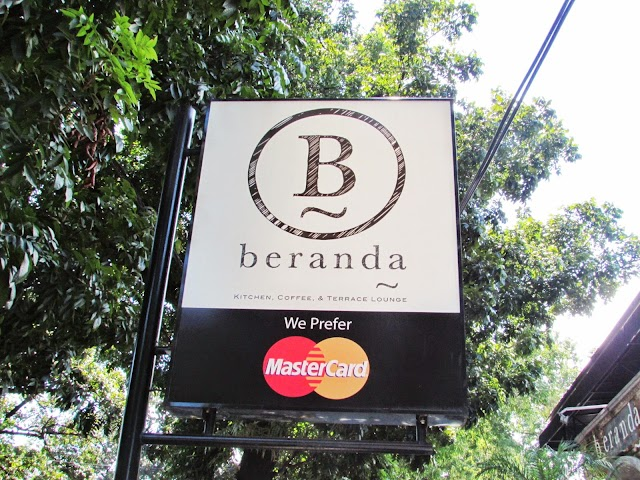 Beranda Kitchen, Coffee, and Terrace Lounge