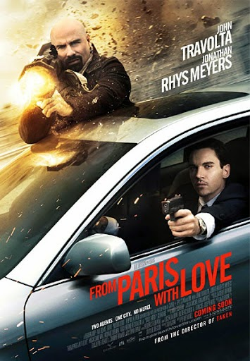 Ver París en la mira (From Paris with Love) (2010) Online