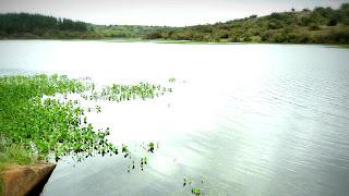 Barragem João Dias, em Minas do Camaquã, Caçapava do Sul (RS)